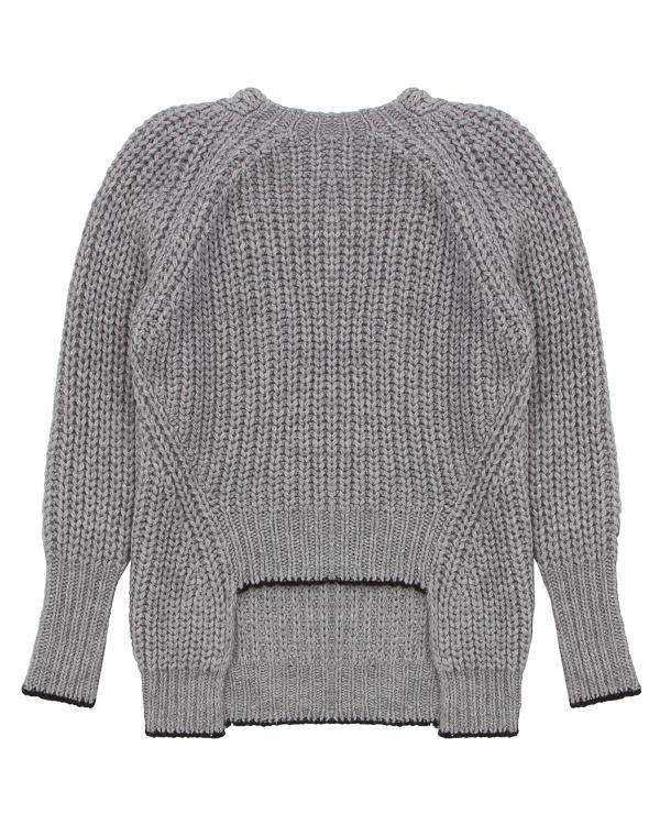 свитер крупной вязки с вырезом на спине артикул 1101091 марки Nude купить за 13400 руб.