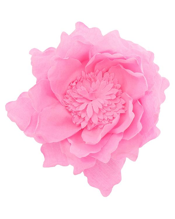 Nude из текстиля в виде объемного цветка  артикул 1104703 марки Nude купить за 21300 руб.