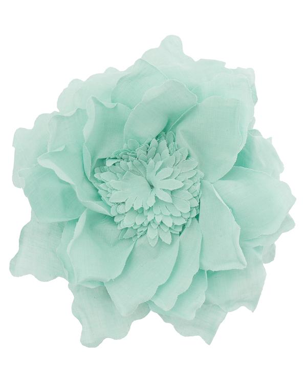 Nude из текстиля в виде объемного цветка артикул 1104703 марки Nude купить за 10700 руб.