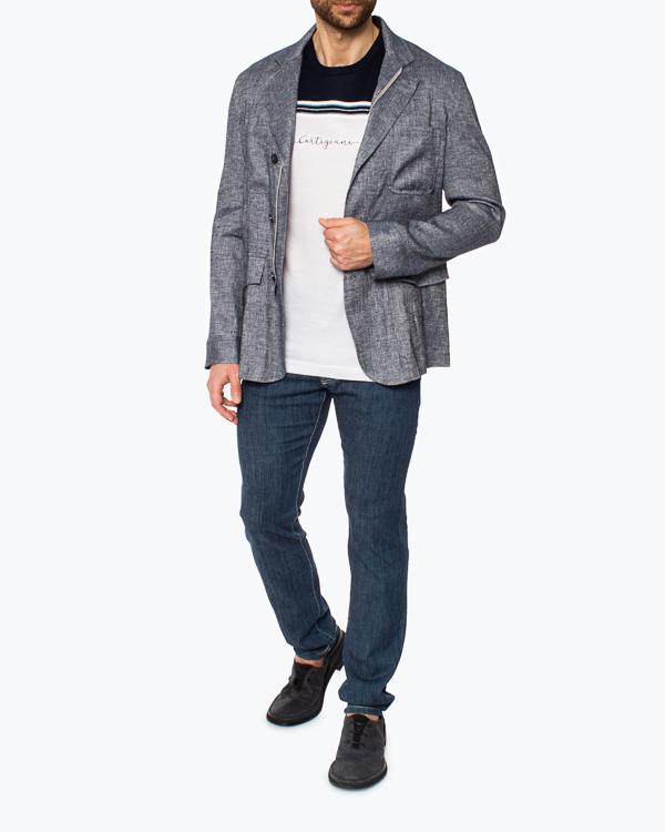 Мужская пиджак Cortigiani, сезон: лето 2021. Купить за 153600 руб. | Фото 1