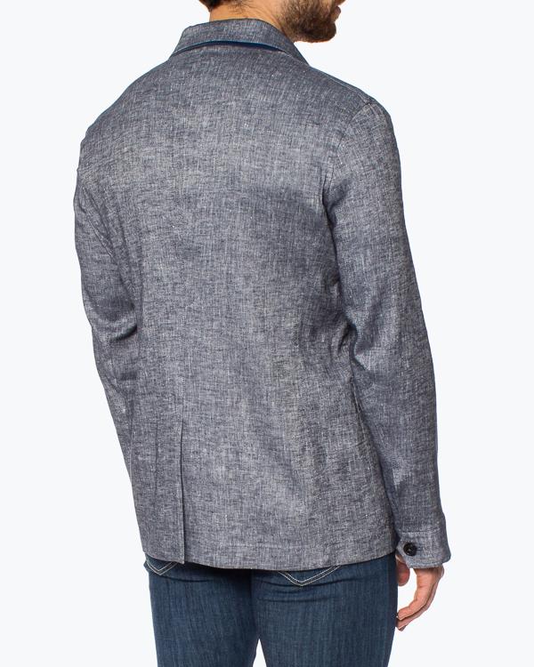 Мужская пиджак Cortigiani, сезон: лето 2021. Купить за 153600 руб. | Фото 3