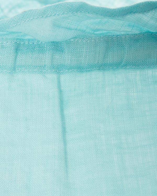 женская блуза 120% lino, сезон: лето 2015. Купить за 3800 руб. | Фото 4
