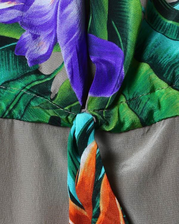 женская платье MSGM, сезон: лето 2012. Купить за 17200 руб.   Фото $i