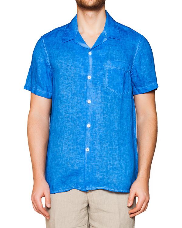 мужская рубашка 120% lino, сезон: лето 2016. Купить за 3600 руб. | Фото $i