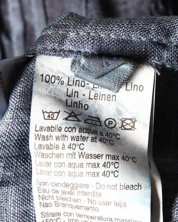 женская блуза 120% lino, сезон: лето 2015. Купить за 6600 руб. | Фото 4