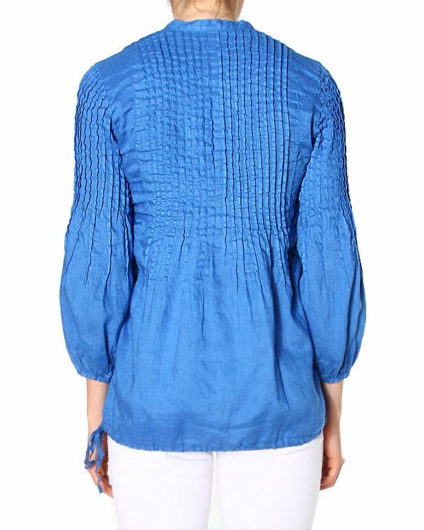 женская блуза 120% lino, сезон: лето 2015. Купить за 4400 руб. | Фото 1