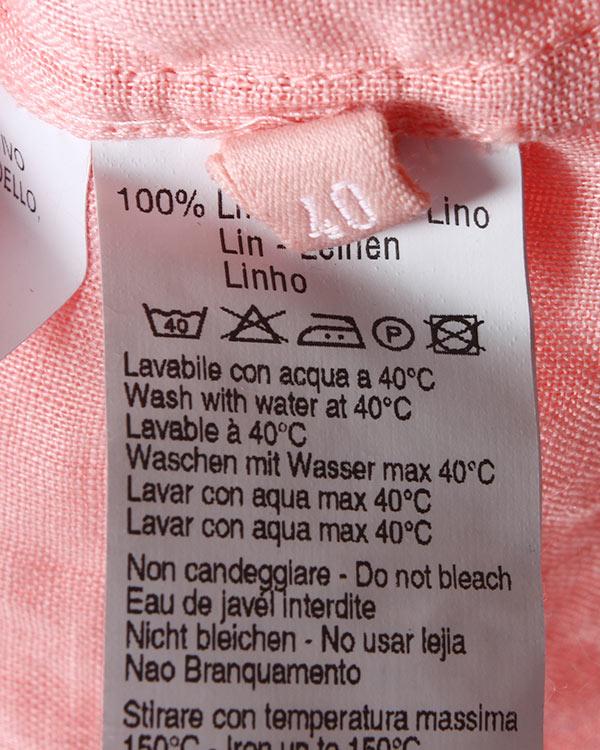 женская блуза 120% lino, сезон: лето 2015. Купить за 2500 руб. | Фото 4