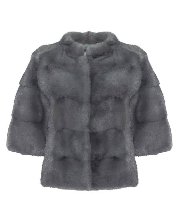 мех.куртка укороченного силуэта  артикул 13M707 марки Manzoni купить за 241600 руб.