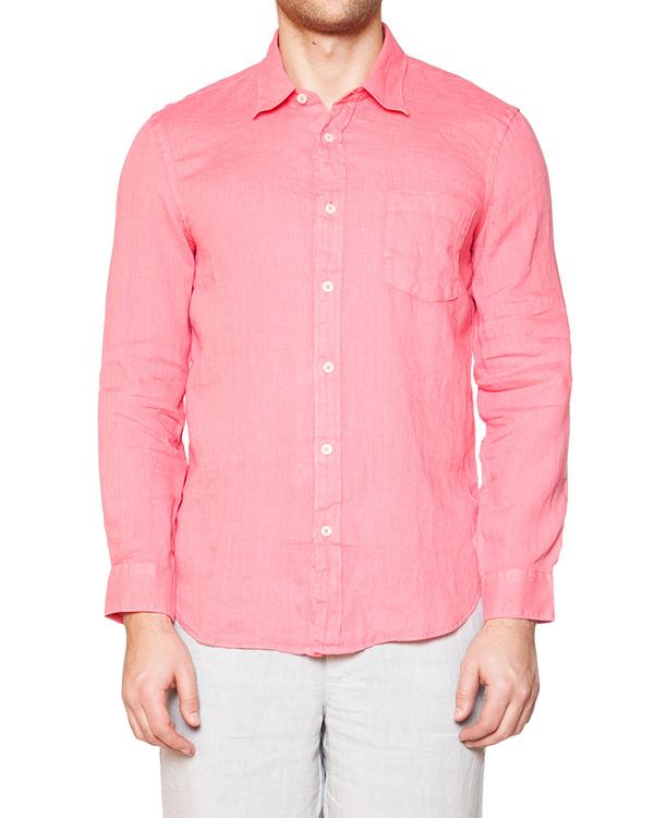 рубашка  артикул 14250115 марки 120% lino купить за 3600 руб.