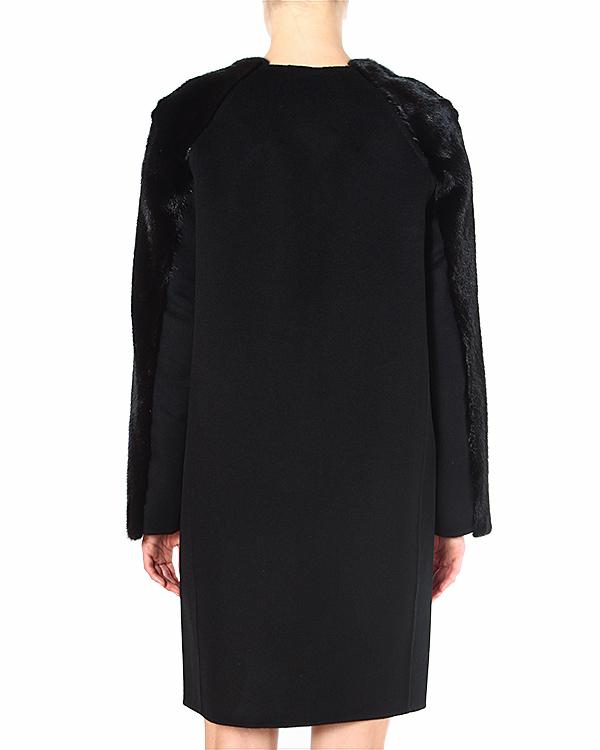 женская пальто Manzoni, сезон: зима 2014/15. Купить за 21500 руб. | Фото 1