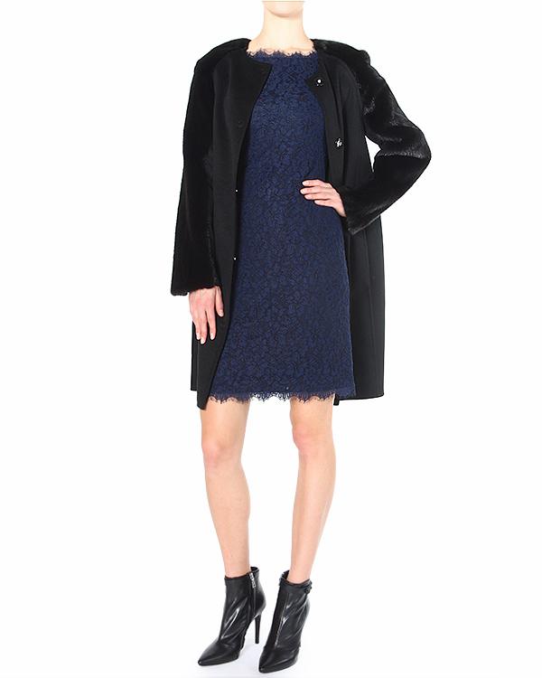 женская пальто Manzoni, сезон: зима 2014/15. Купить за 21500 руб. | Фото 2