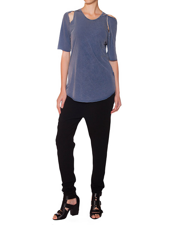 женская футболка Lost&Found, сезон: лето 2015. Купить за 10900 руб.   Фото $i