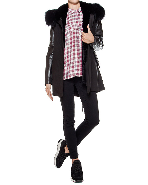 женская джинсы Paige, сезон: зима 2016/17. Купить за 17600 руб. | Фото $i