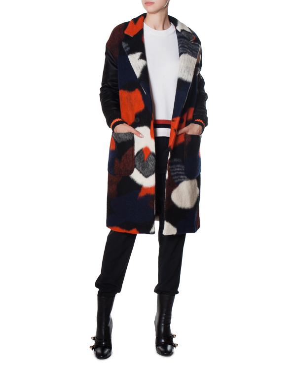 женская пальто Front Street 8, сезон: зима 2017/18. Купить за 13900 руб. | Фото $i