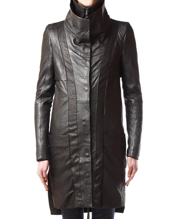 женская пальто ILARIA NISTRI, сезон: зима 2013/14. Купить за 45100 руб.   Фото 0