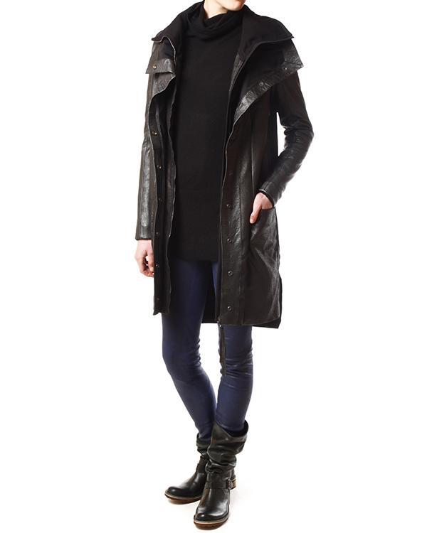 женская пальто ILARIA NISTRI, сезон: зима 2013/14. Купить за 45100 руб.   Фото 2
