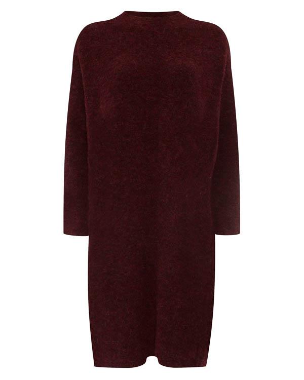 платье из трикотажа силуэта Oversize  артикул 17WK33 марки Colour 5 Power купить за 6900 руб.