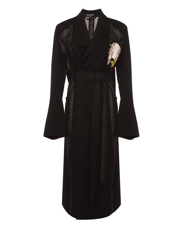 Ann Demeulemeester из тонкой шерсти с вышивкой артикул  марки Ann Demeulemeester купить за 127400 руб.