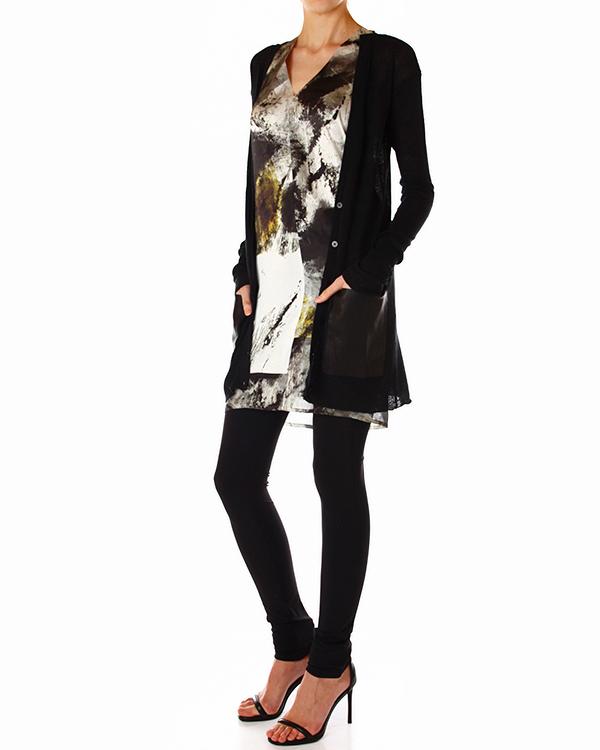женская платье ILARIA NISTRI, сезон: лето 2014. Купить за 8600 руб.   Фото 2