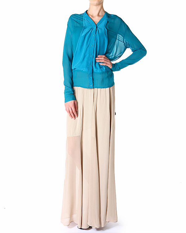 женская блуза ILARIA NISTRI, сезон: лето 2014. Купить за 6900 руб. | Фото 2