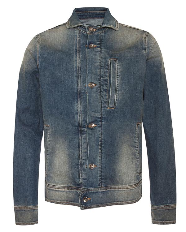 Andrea Ya'aqov джинсовка прямого силуэта артикул 18MDEN03 марки Andrea Ya'aqov купить за 12500 руб.