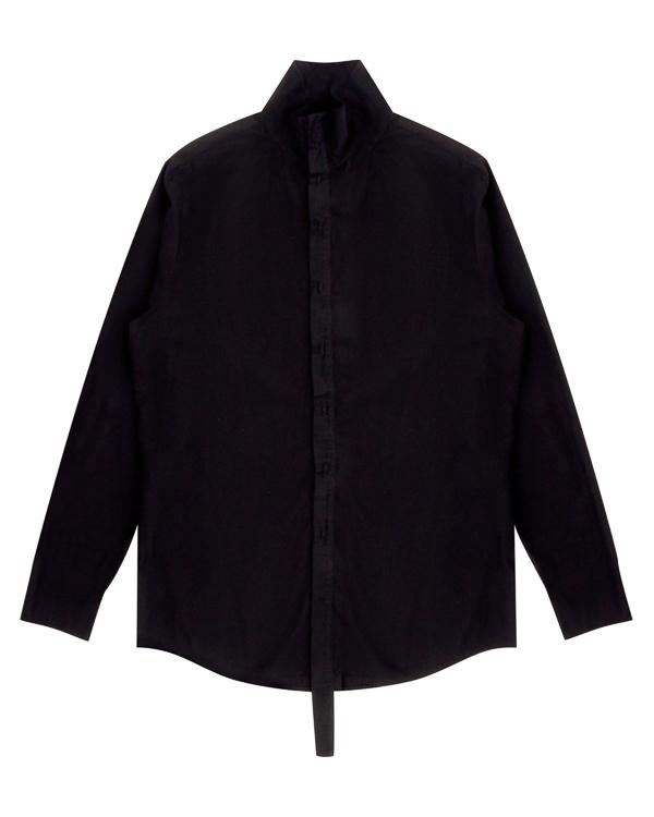 рубашка удлиненного силуэта из хлопка артикул 18MFUR44 марки Andrea Ya'aqov купить за 12600 руб.