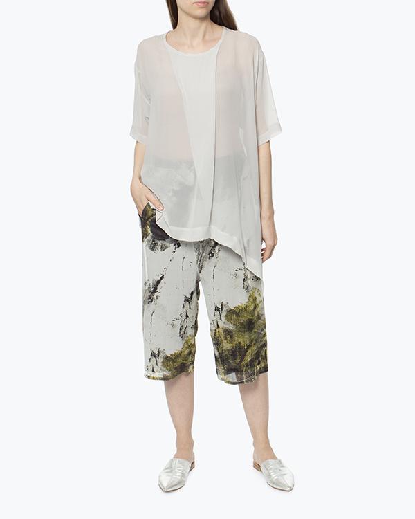 женская брюки ILARIA NISTRI, сезон: лето 2014. Купить за 13700 руб. | Фото $i