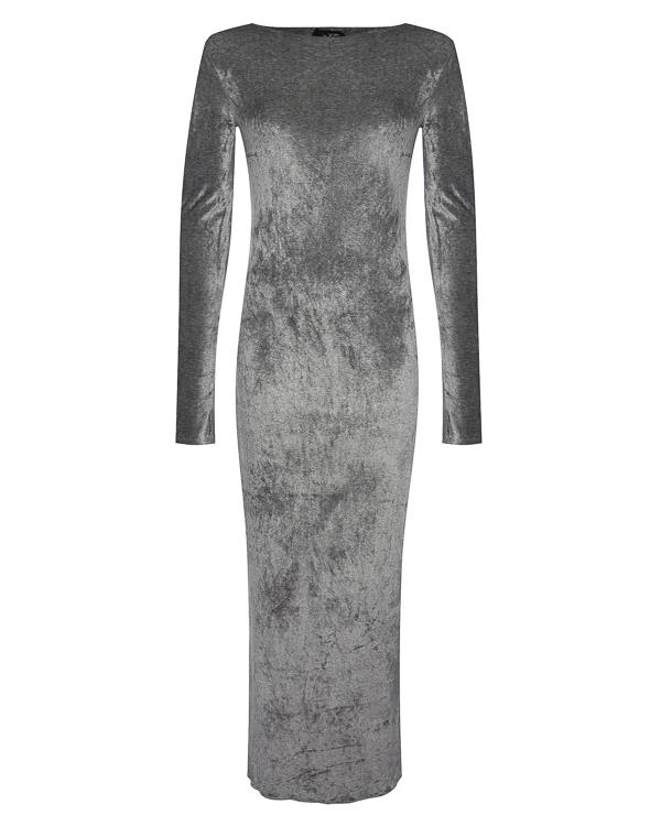 платье в пол с открытой спиной артикул 18WSYD47 марки Andrea Ya'aqov купить за 9000 руб.