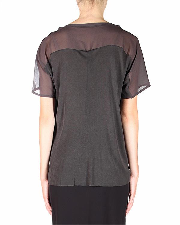 женская футболка ILARIA NISTRI, сезон: зима 2014/15. Купить за 8500 руб.   Фото $i