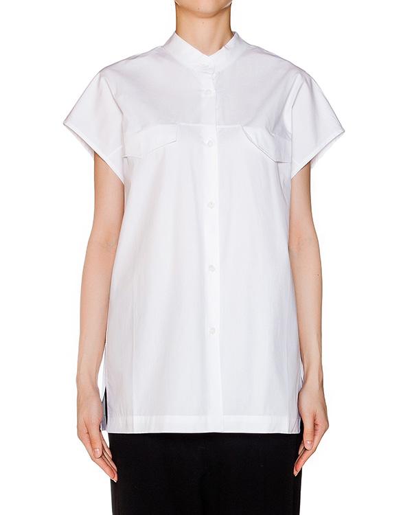 рубашка с коротким рукавом из хлопка артикул 1H9600 марки Antonio Marras купить за 8100 руб.