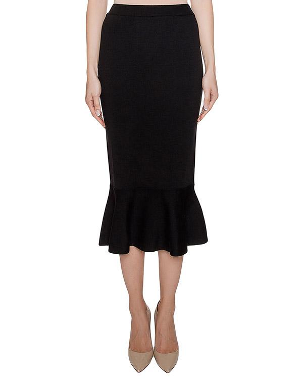 юбка из шерстяного трикотажа артикул 1I9431 марки Antonio Marras купить за 11900 руб.