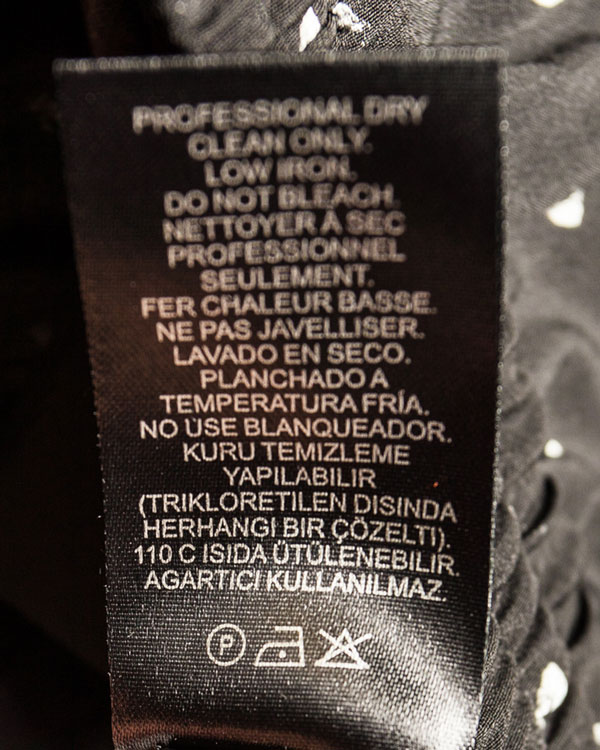 женская брюки TIBI, сезон: лето 2014. Купить за 8600 руб. | Фото $i