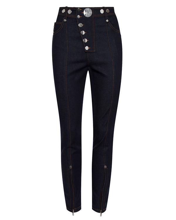 джинсы с высокой посадкой  артикул 1W274088AG марки Alexander Wang купить за 22000 руб.