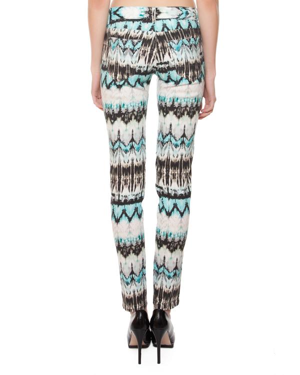 женская брюки 120% lino, сезон: лето 2015. Купить за 6700 руб. | Фото $i