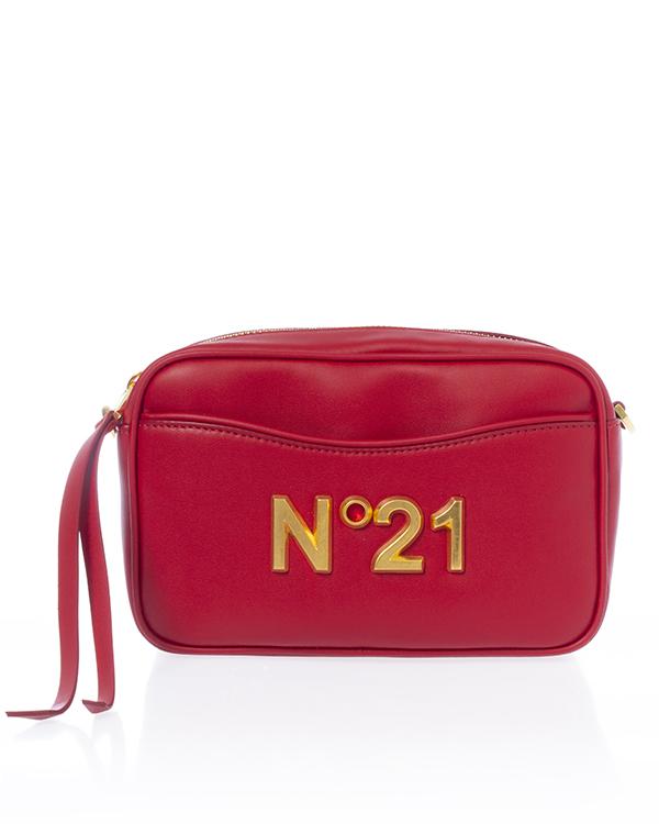 № 21 LOGO STRAP CAMERA BAG артикул  марки № 21 купить за 48400 руб.