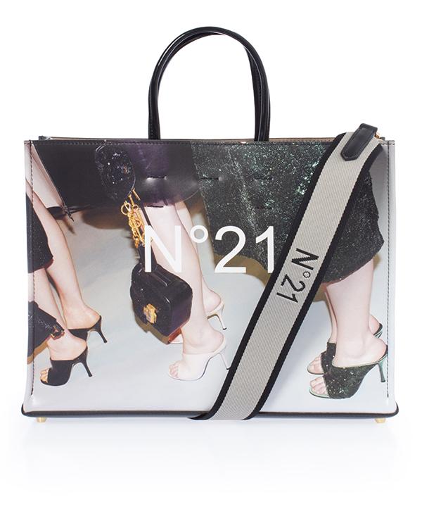 № 21 шоппер PHOTO PRINT артикул  марки № 21 купить за 49500 руб.