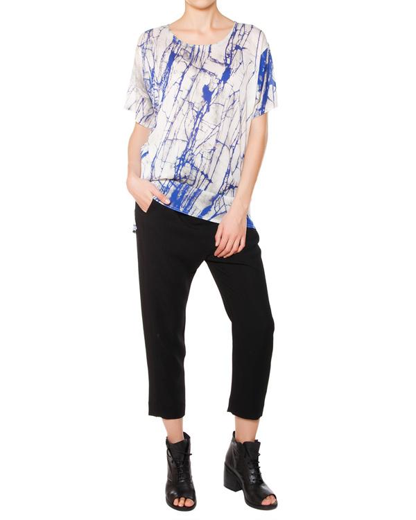 женская брюки ILARIA NISTRI, сезон: лето 2015. Купить за 13700 руб. | Фото $i