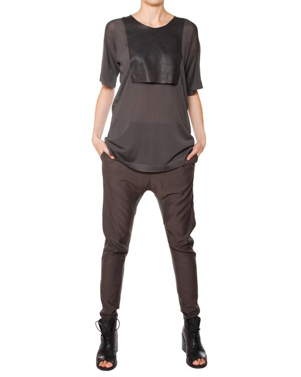 женская футболка ILARIA NISTRI, сезон: лето 2015. Купить за 15200 руб.   Фото $i
