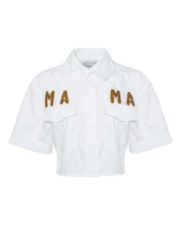 Forte Dei Marmi Couture укороченного силуэта  артикул  марки Forte Dei Marmi Couture купить за 39700 руб.
