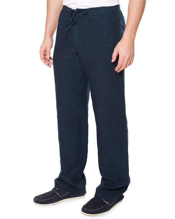 брюки  артикул 21430253 марки 120% lino купить за 4600 руб.