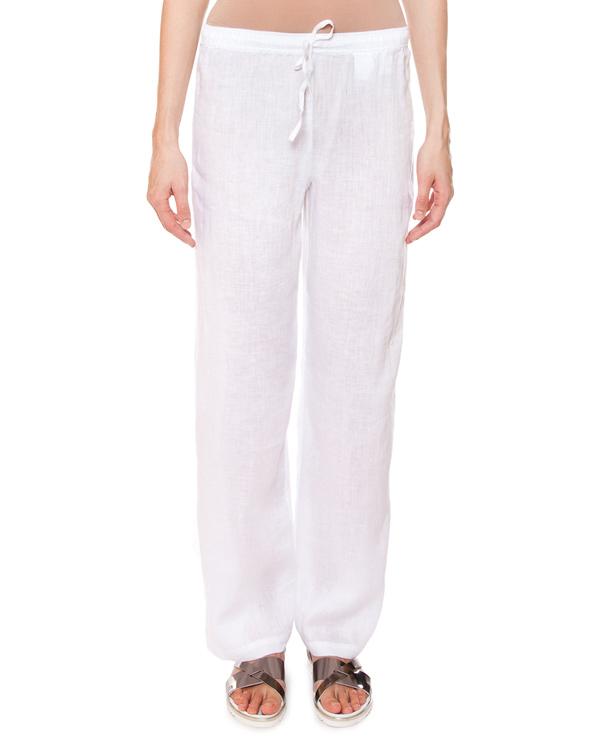 женская брюки 120% lino, сезон: лето 2015. Купить за 3700 руб. | Фото $i