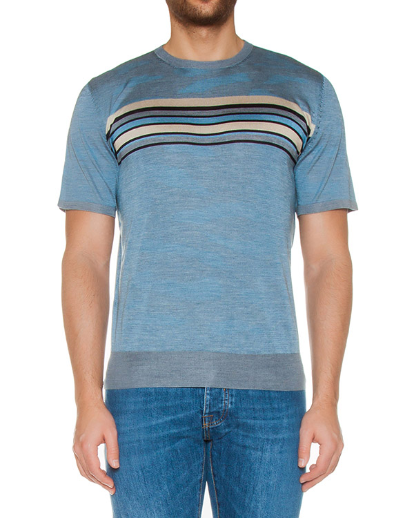 футболка  артикул 219124 марки Cortigiani купить за 21100 руб.