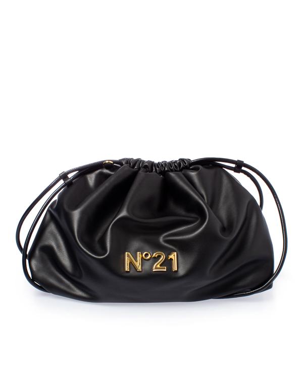 № 21 из мягкой кожи с логотипом бренда артикул  марки № 21 купить за 51300 руб.