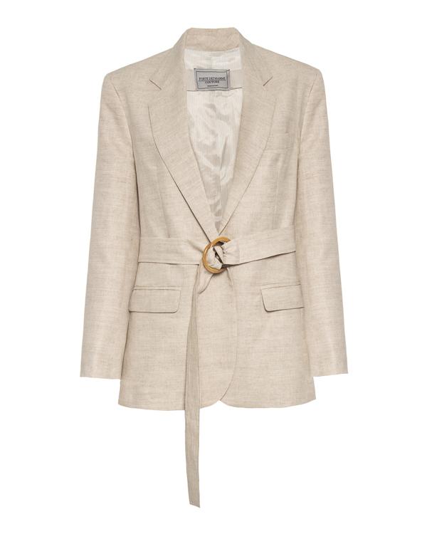 Forte Dei Marmi Couture из льна и хлопка  артикул  марки Forte Dei Marmi Couture купить за 63000 руб.
