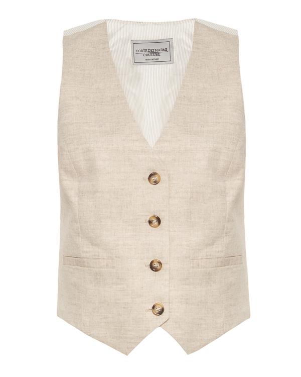 Forte Dei Marmi Couture из хлопка и льна  артикул  марки Forte Dei Marmi Couture купить за 29000 руб.