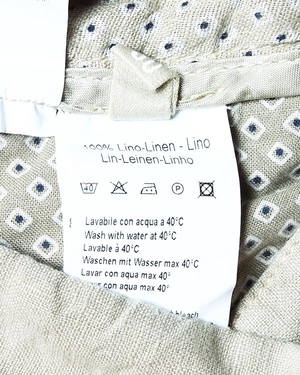 мужская брюки 120% lino, сезон: лето 2016. Купить за 4800 руб. | Фото $i