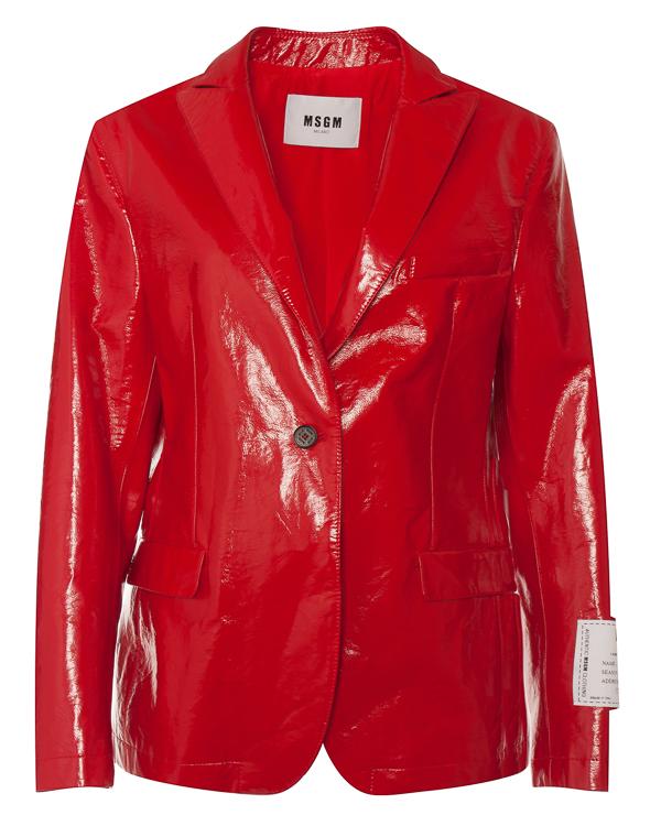 MSGM из шерсти с виниловым покрытием  артикул  марки MSGM купить за 21700 руб.