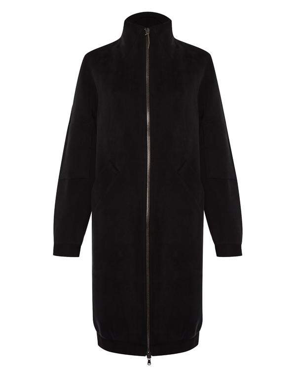 пальто из плотного неопрена артикул 25JY383/3 марки ILARIA NISTRI купить за 35900 руб.