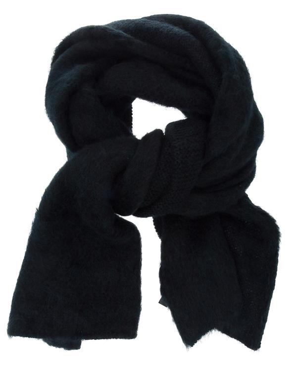 шарф -палантин из мягкой шерсти и мохера артикул 25SC488/29 марки ILARIA NISTRI купить за 16700 руб.