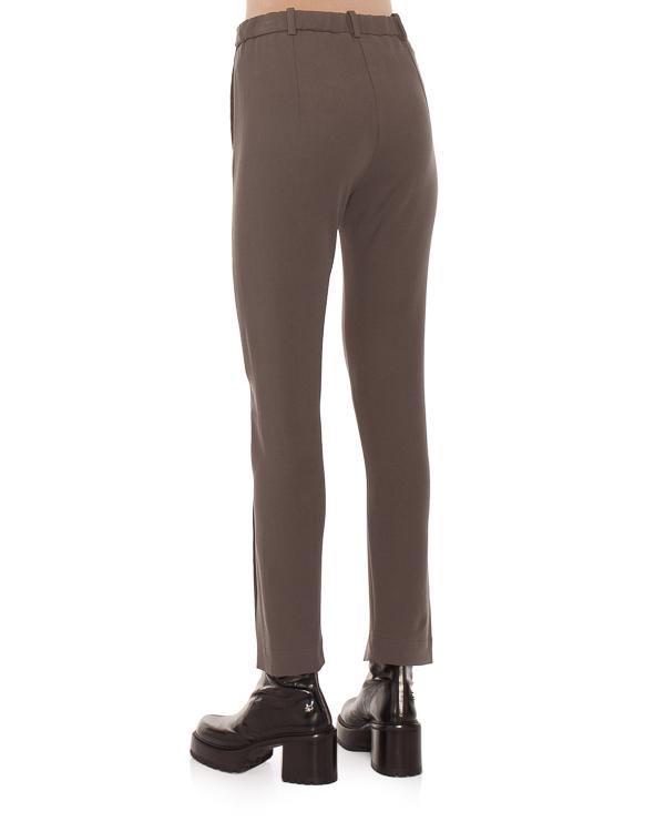 женская брюки ILARIA NISTRI, сезон: зима 2018/19. Купить за 7300 руб.   Фото 2